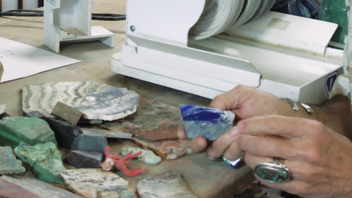 Introduction to Lapidary & Cabochon Cutting