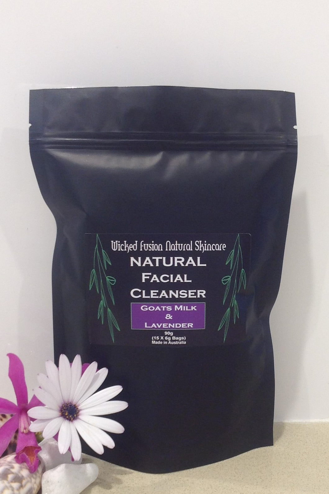 Goats Milk & Lavender Facial Cleanser