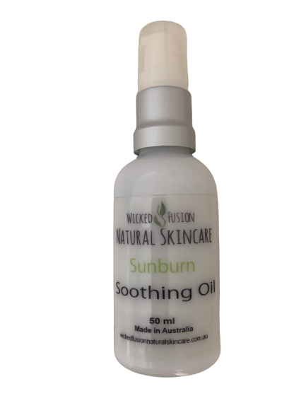 Sunburn Soothing Oil