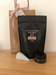 Foot Spa Gift Bag