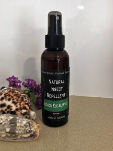 Natural Lemon Eucalyptus Insect Repellent