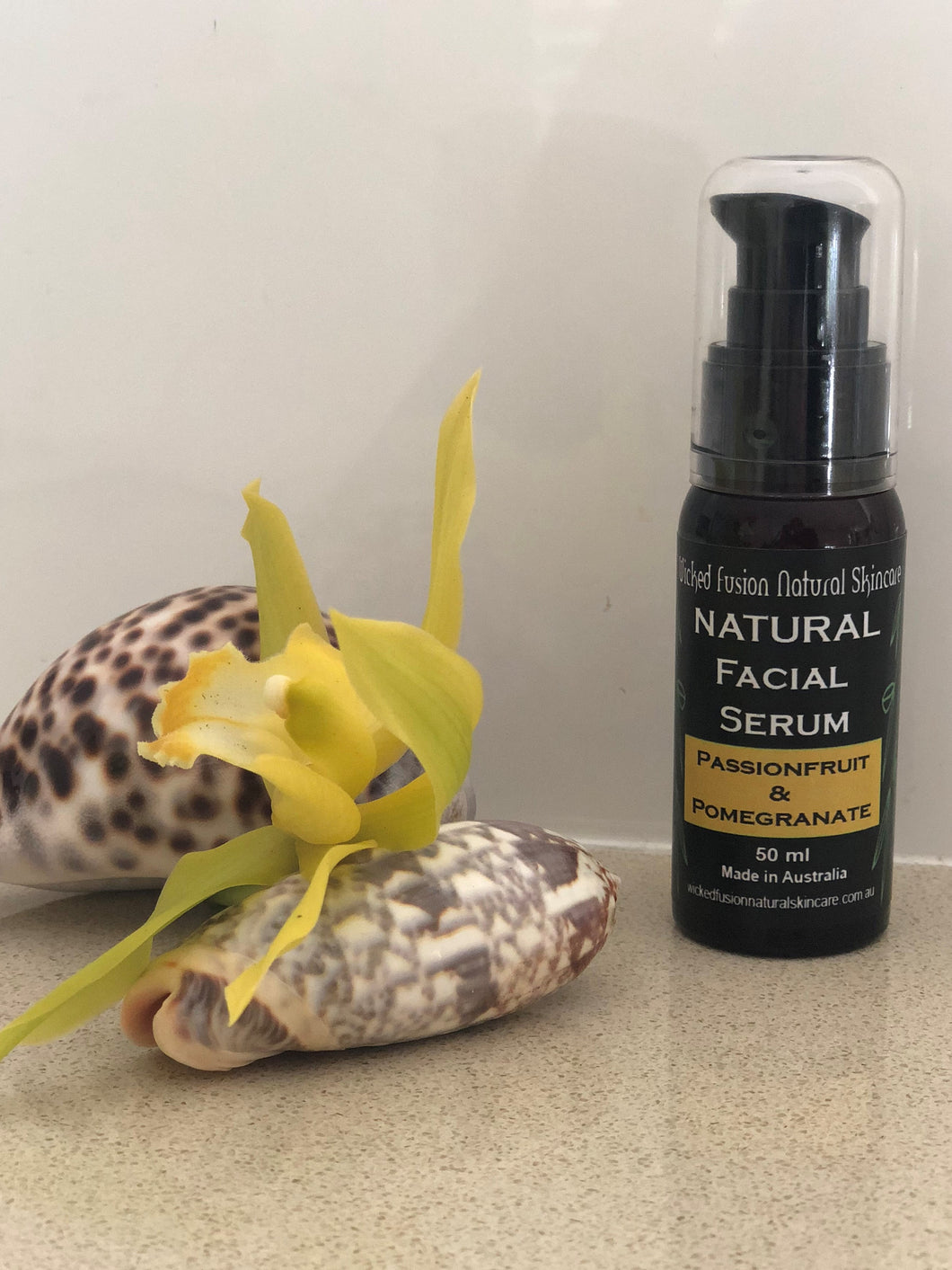 Passionfruit & Pomegranate Facial Serum
