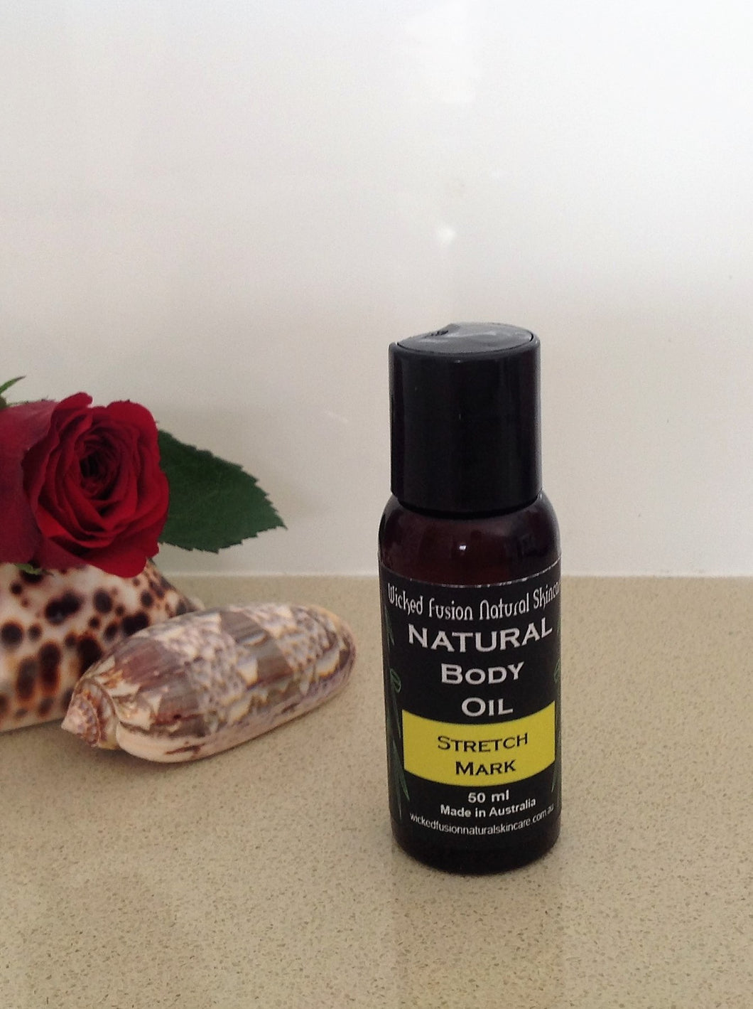 Stretch Mark Body Oil