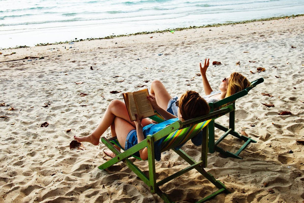 Beach Books to read this summer