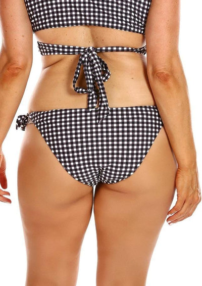 Retro Check Swim Pant