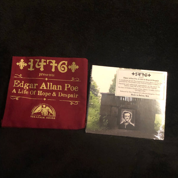 Crimson Special Edition: Edgar Allan Poe - A Life Of Hope & Despair
