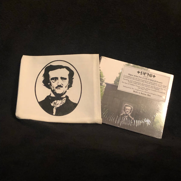 White Special Edition: Edgar Allan Poe - A Life Of Hope & Despair