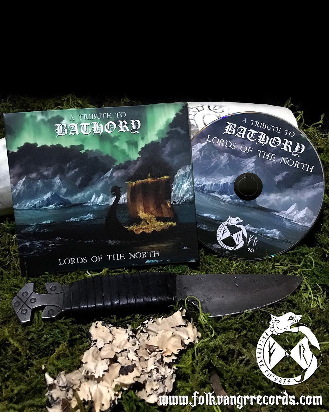 Lords Of The North: A Tribute To Bathory CD