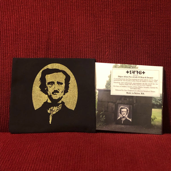 Black Special Edition: Edgar Allan Poe - A Life Of Hope & Despair