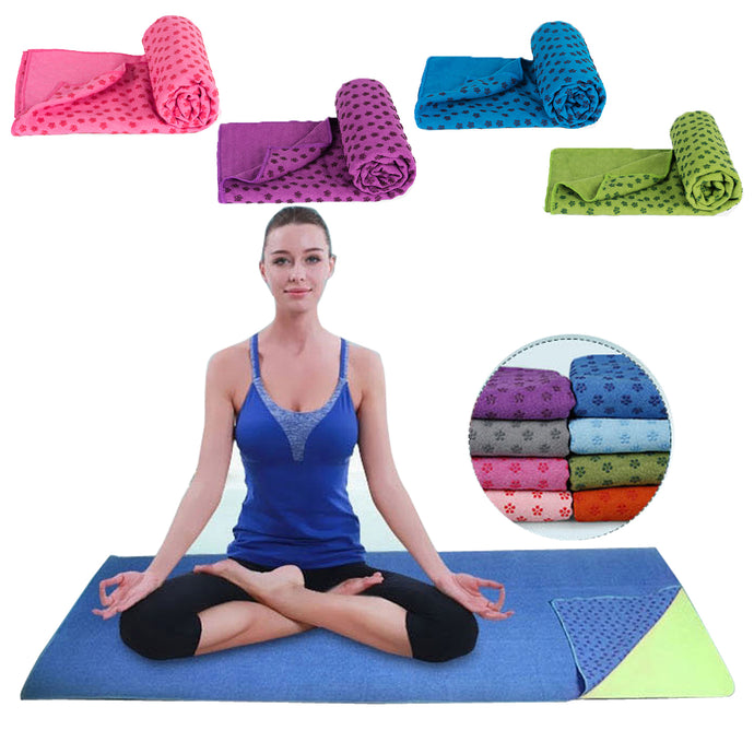 Soft Travel Sport Fitness Exercise Yoga Pilates Mat
