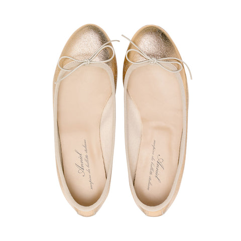 Metallic Ballerina Gold