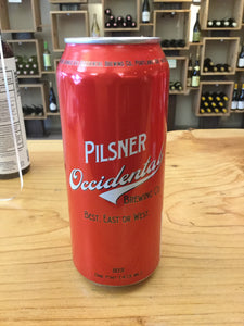 Occidental Pilsner - singles