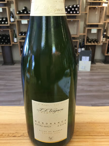 JL Vergnon '09 Resonance Grand Cru Extra Brut
