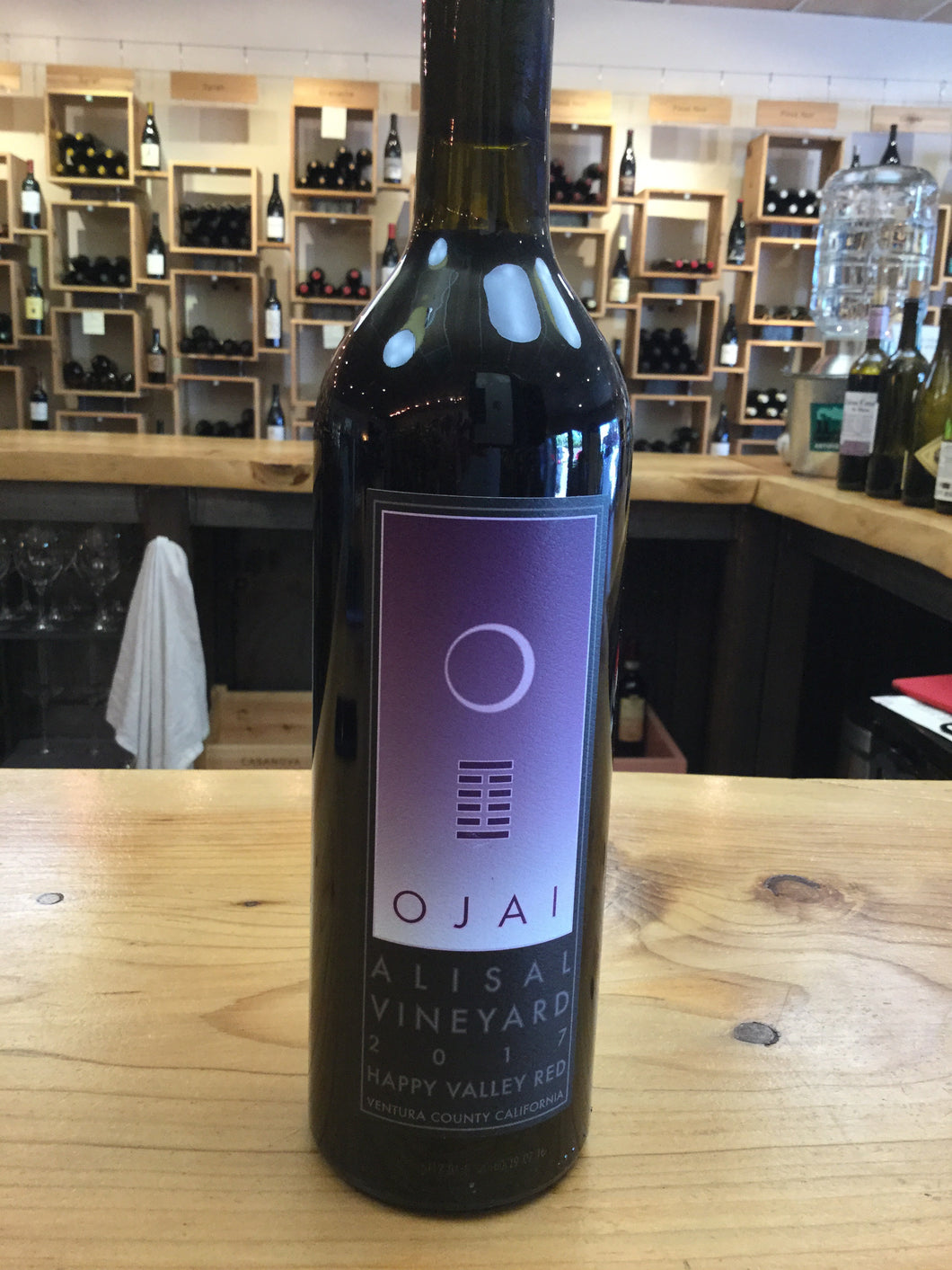 Ojai Alisal '17 Happy Valley Red