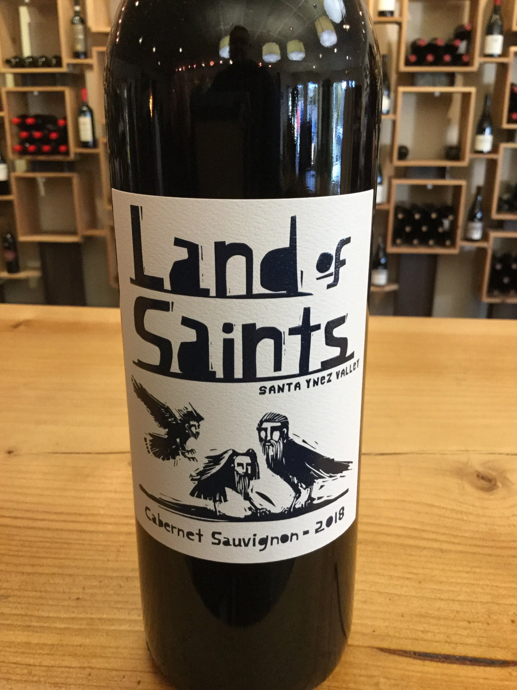 Land of Saints '18 Cabernet Sauvignon