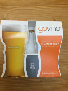 Govino Beer 16oz 2 Pk - 1 Pk (Of 2)