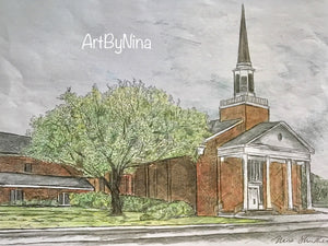 Fort Bend Art - First Baptist Church, Rosenberg #252