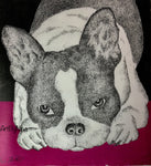 Animal Print - Boston Terrier #208