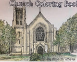 Church Coloring Book