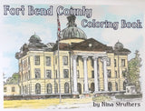 Fort Bend County Coloring Book