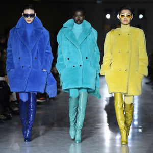 Fall / Winter 2019 Coat Trends