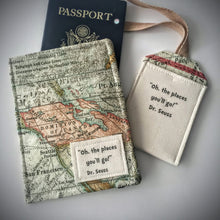 Oh, the Places You'll Go Passport Cover, Passport Holder