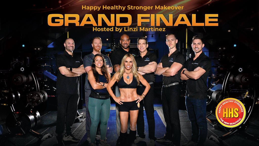 Happy Healthy Stronger Makeover Grand Finale