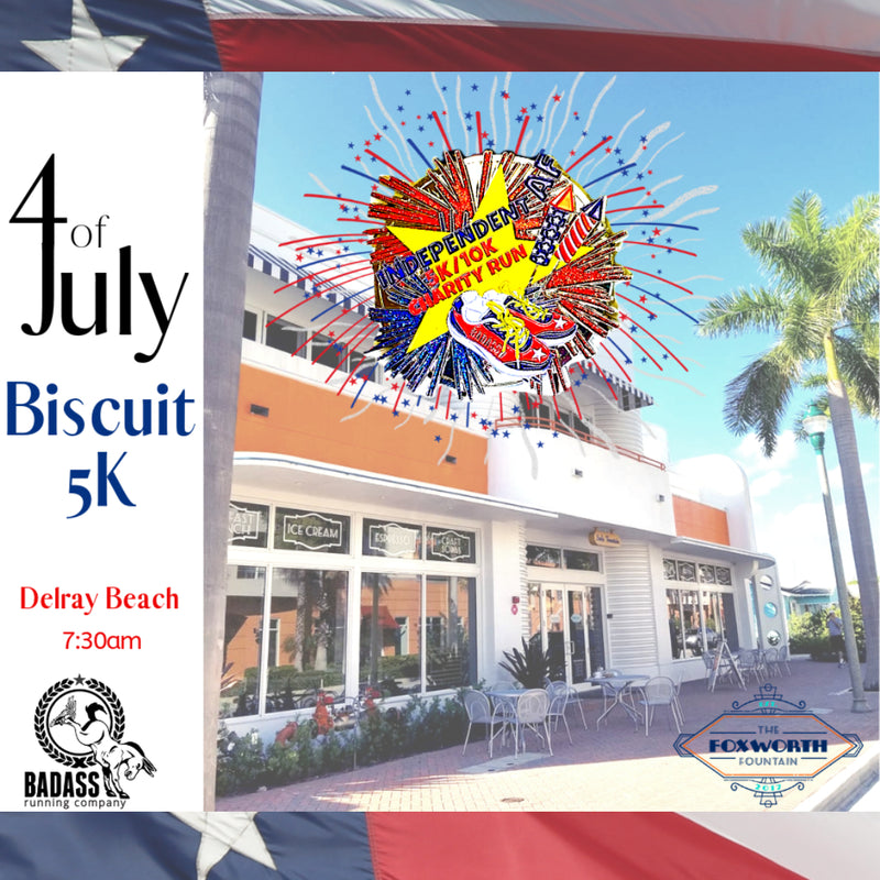 4th of July Biscuit 5K
