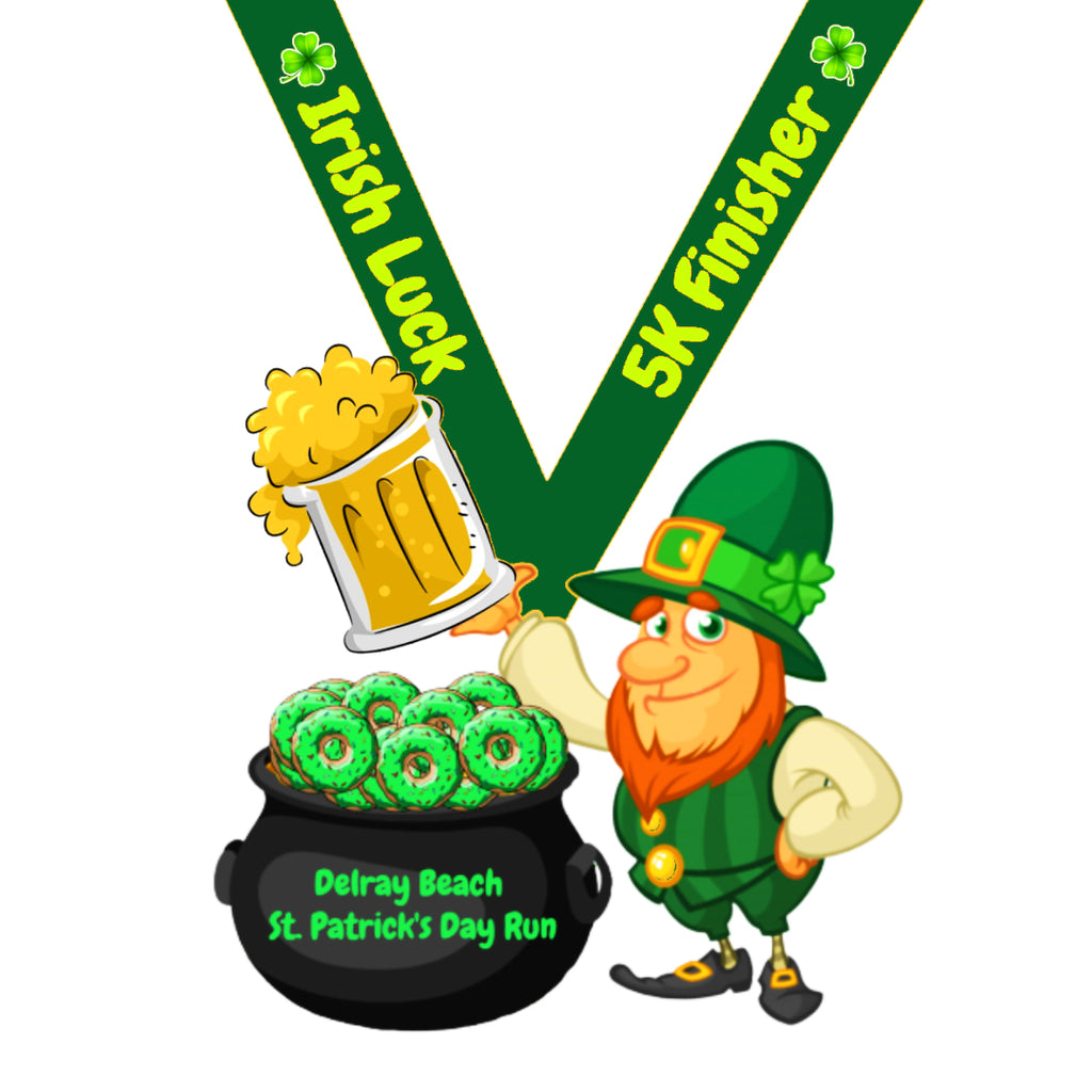 Delray Beach St. Patrick's Day Run