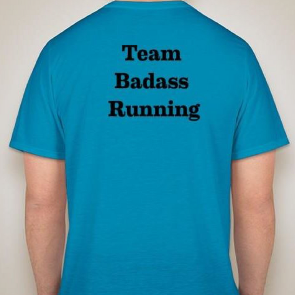 Team Badass Running T-Shirt