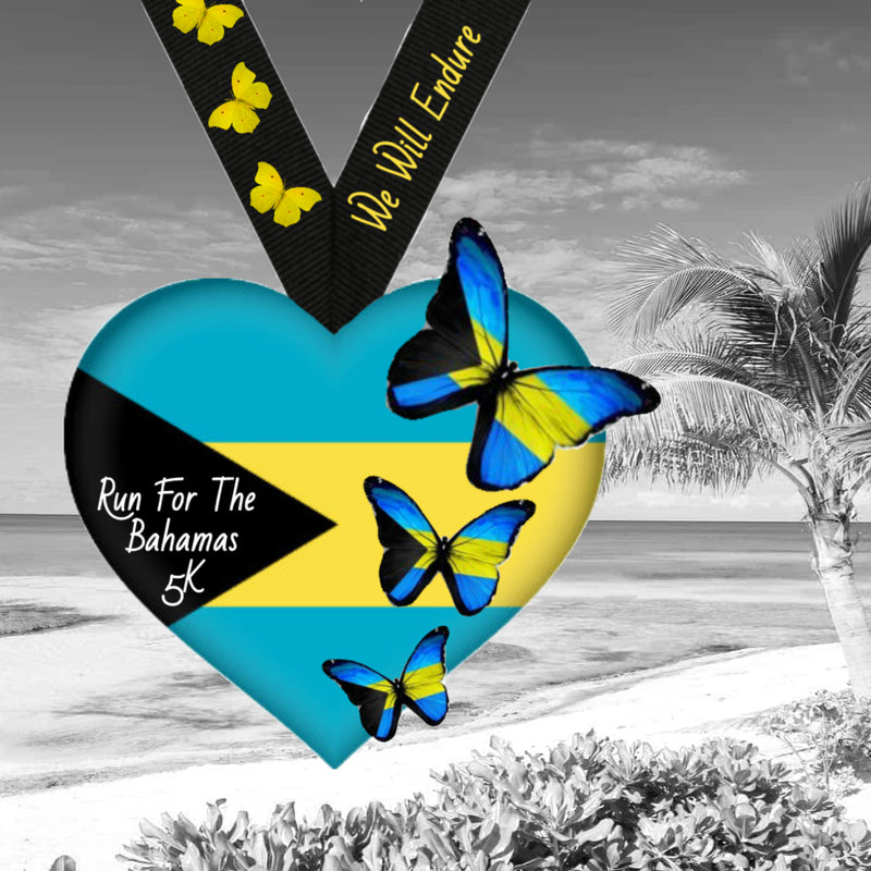 Run For The Bahamas Virtual Charity 5K