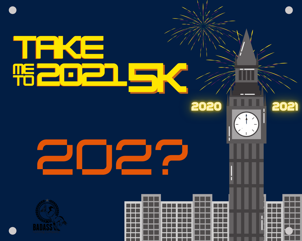 Take Me To 2021 5K (Virtual Charity Race)