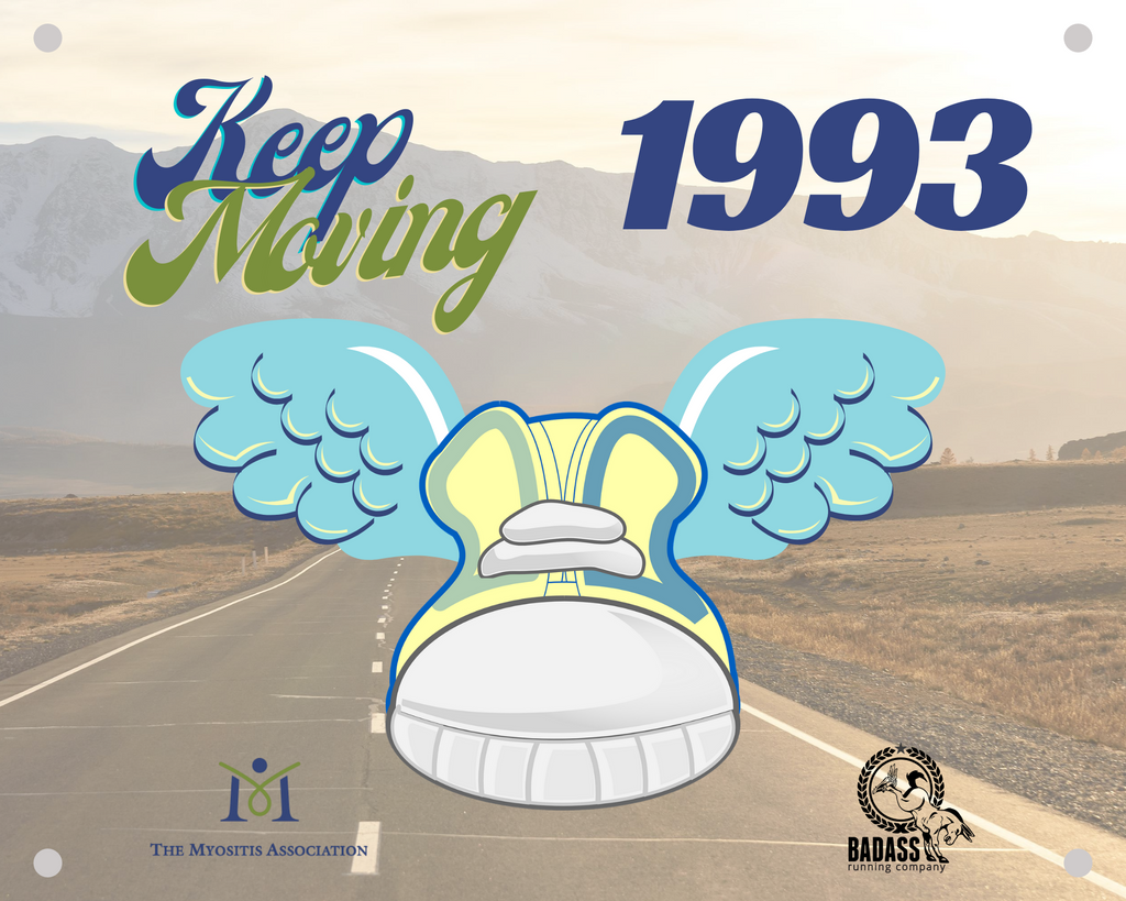 Keep Moving Virtual Charity Race