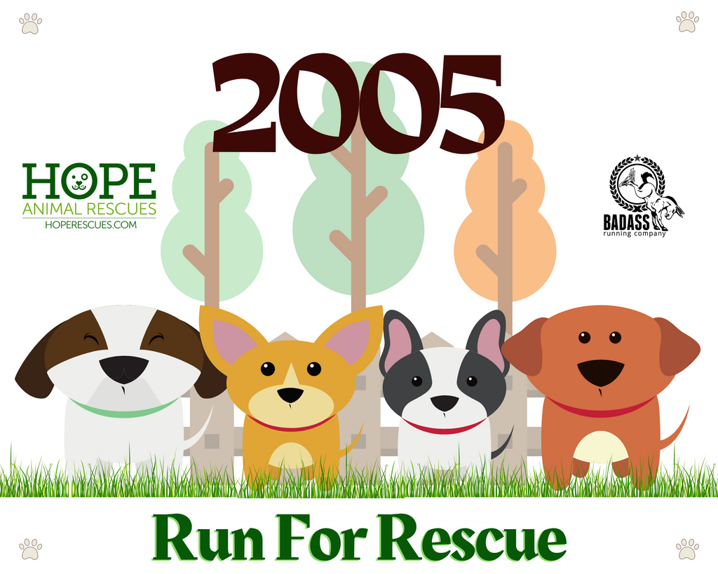 Run For Rescue (Virtual Race)