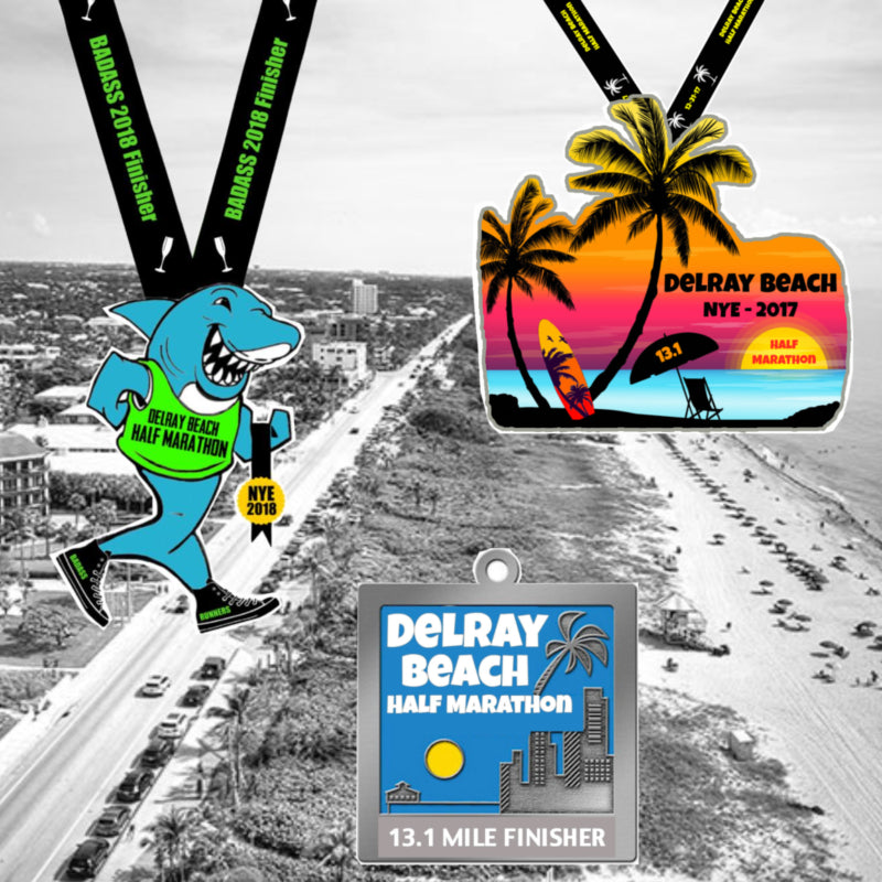Delray Beach Half Marathon & 10K Charity Run