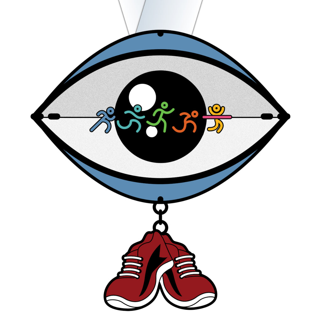 Eye Walk Eye Run 5K  (Virtual Charity Race)