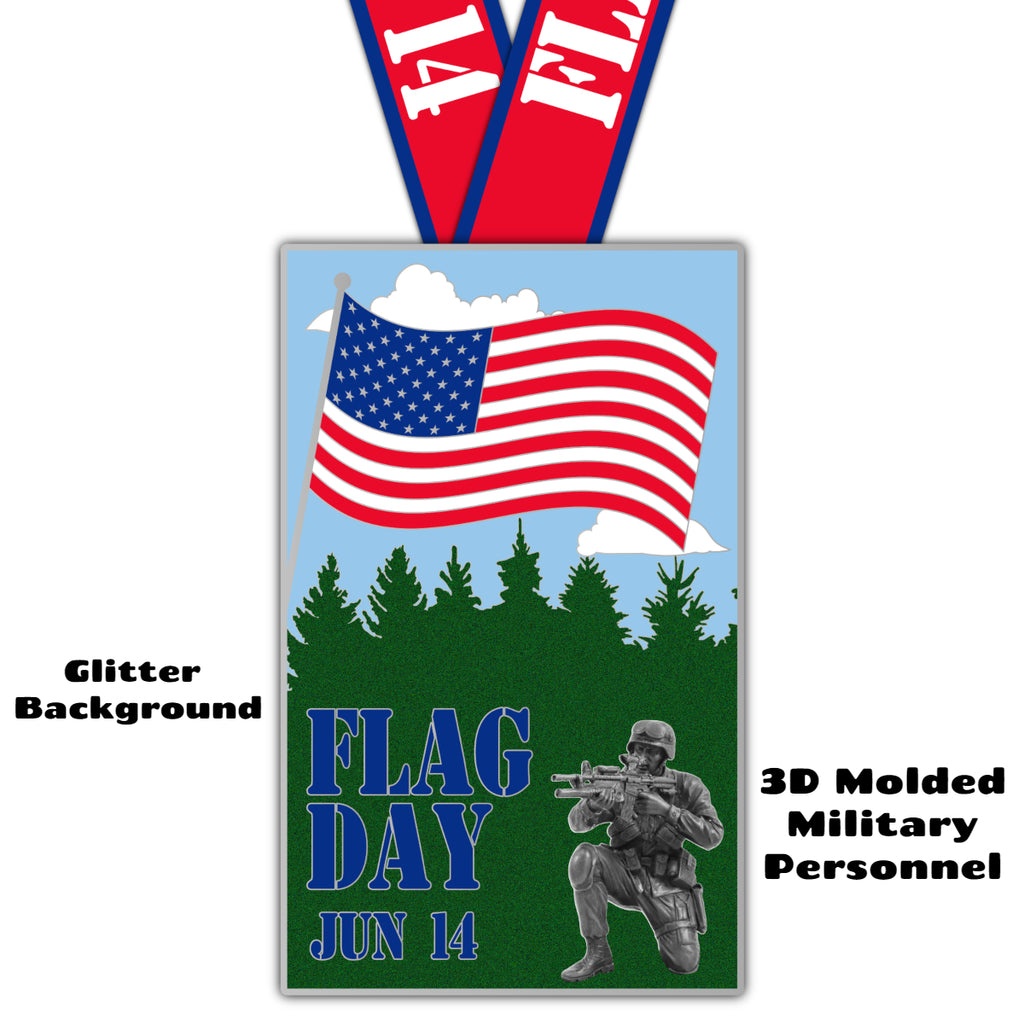 Honor The Military 5K (Virtual Charity Race)