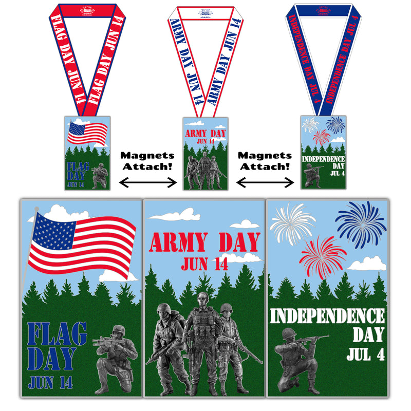 The Independence Day 5K & 13.1 (Virtual Charity Race)
