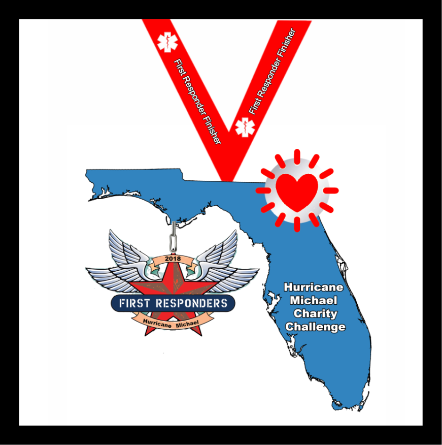 Hurricane Michael First Responders Virtual Charity Challenge