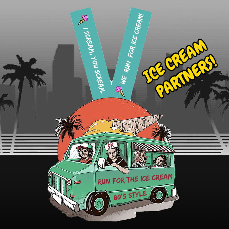 Run For The Ice Cream Partners