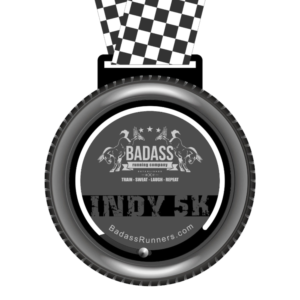 The Indy 5K (Virtual Charity Race)