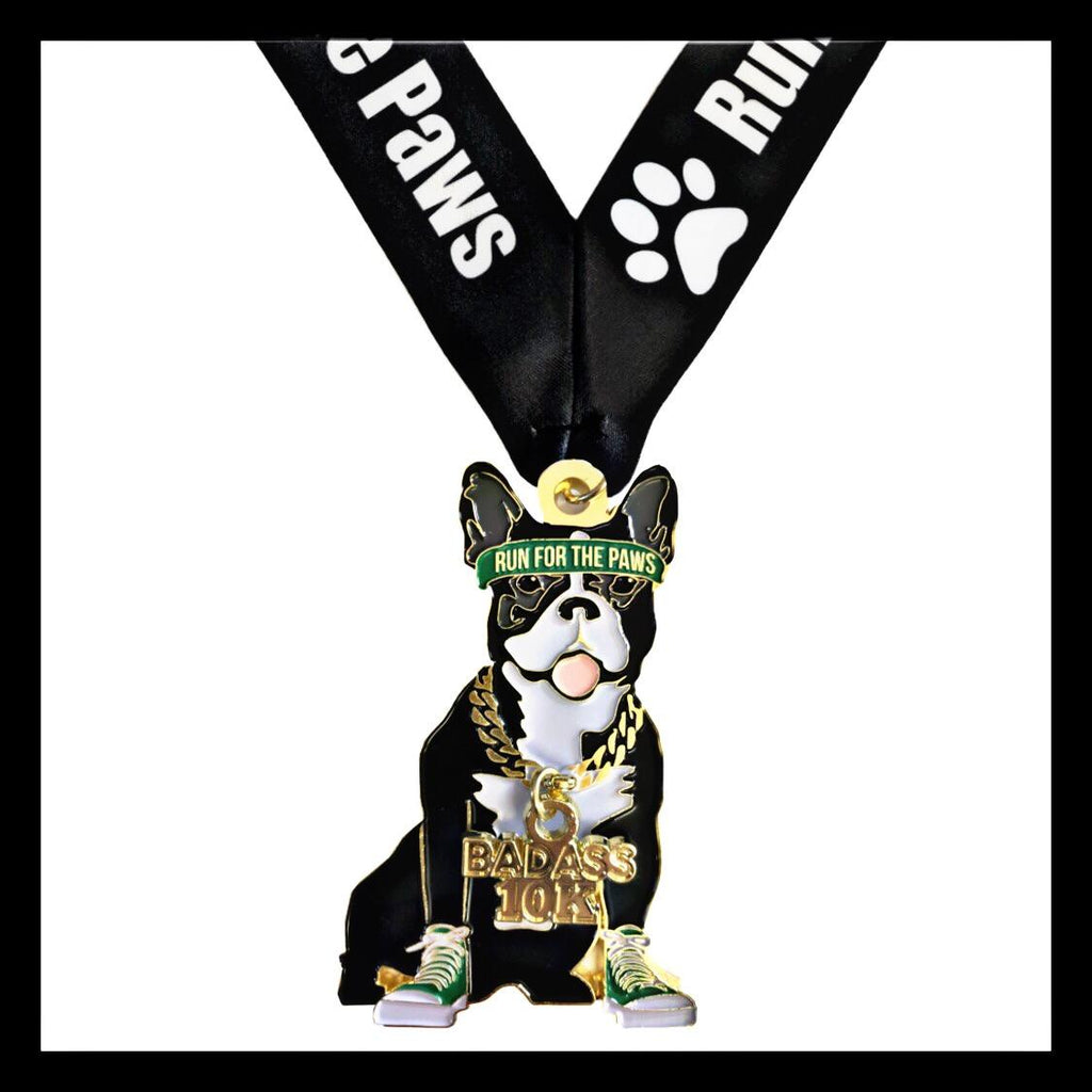 Run For The Paws 10K Virtual Run