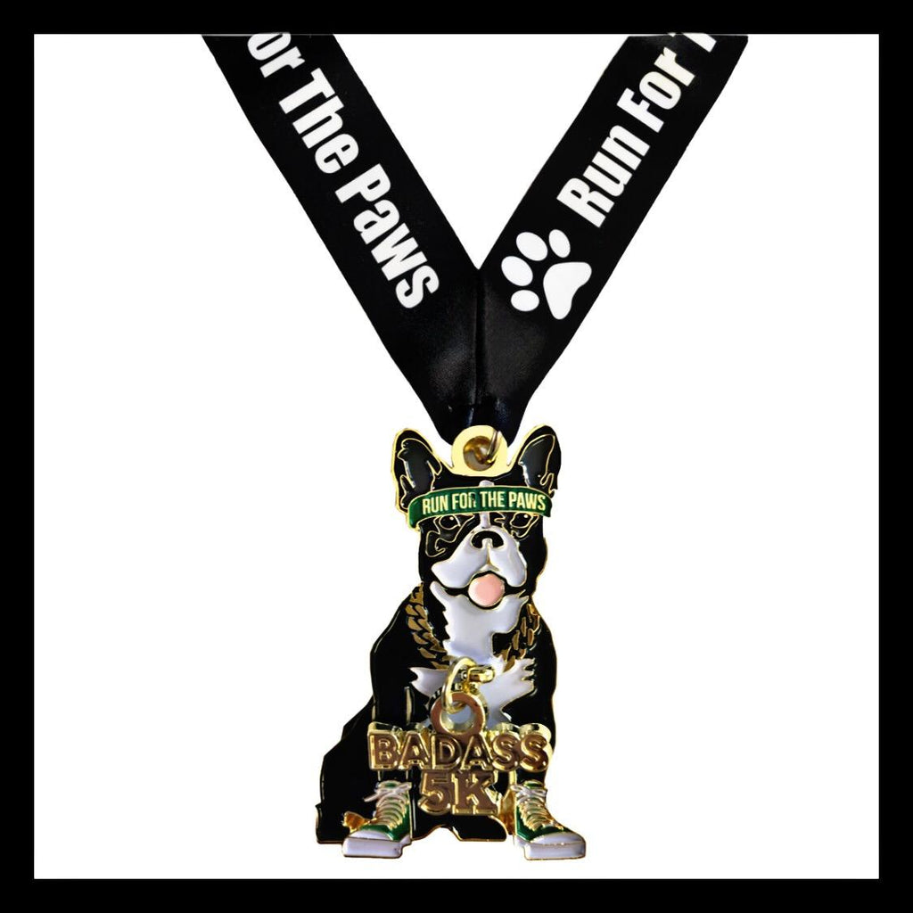 Run For The Paws 5K Virtual Run