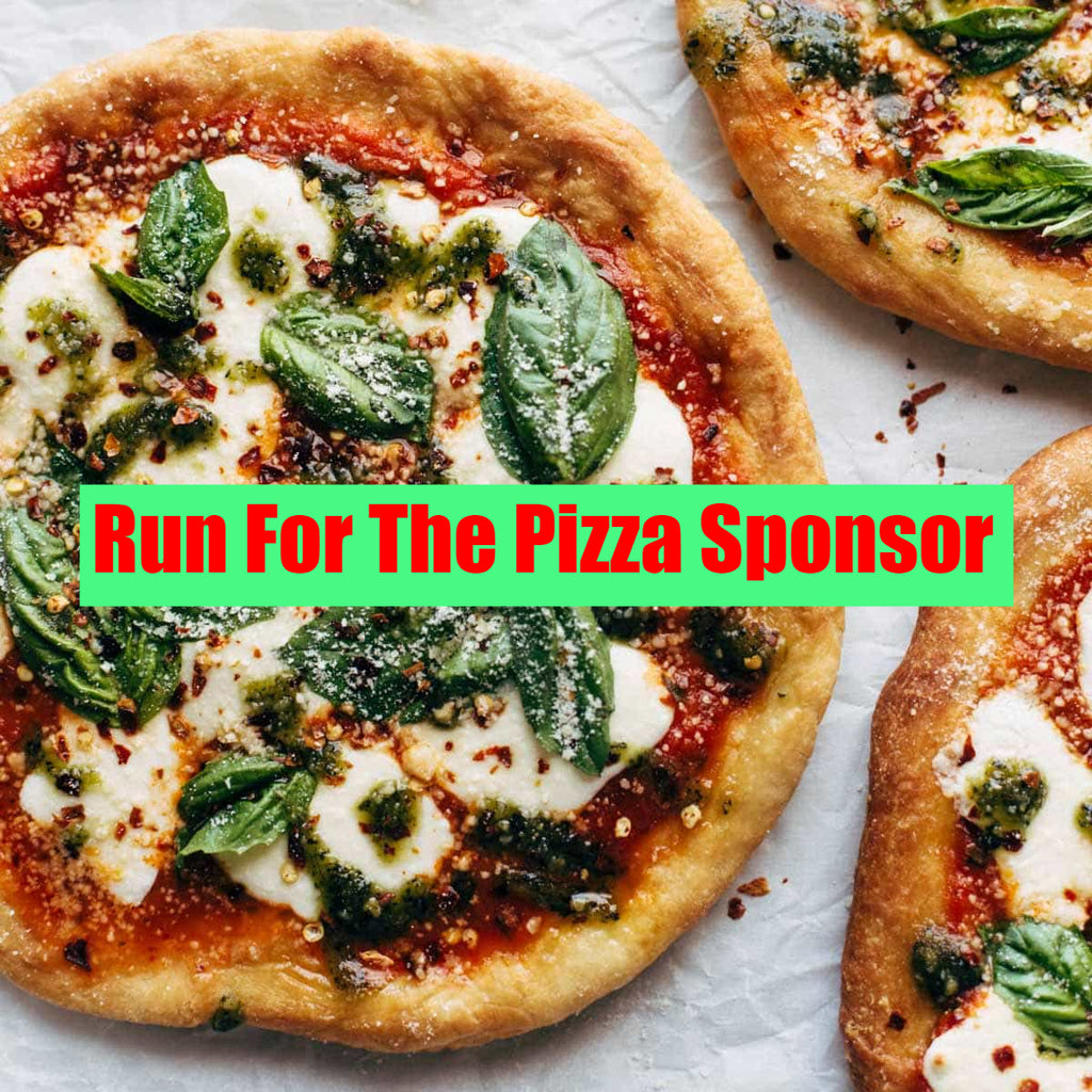 Run For The Pizza Partner