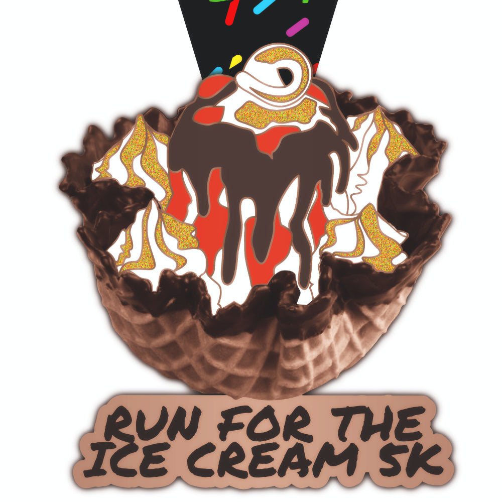 Run For The Ice Cream 5K