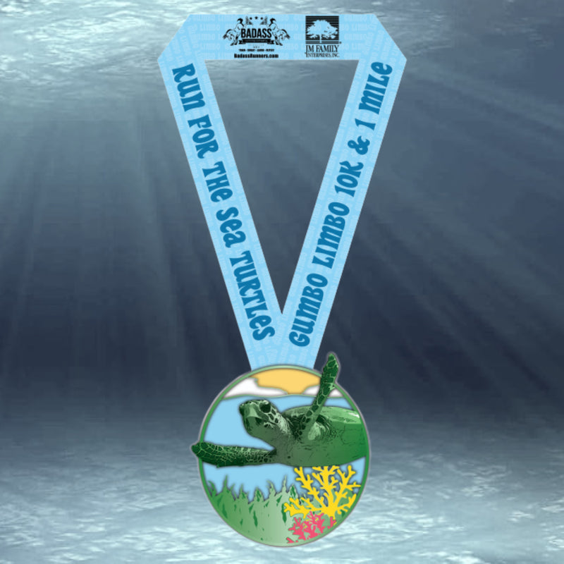 Run For The Sea Turtles Virtual 10K + 1 Mile