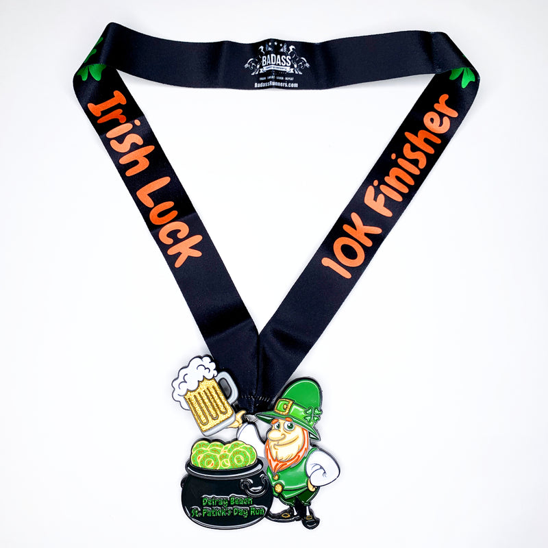 St. Patrick's Day In The Summer 10K (Virtual Charity Run)