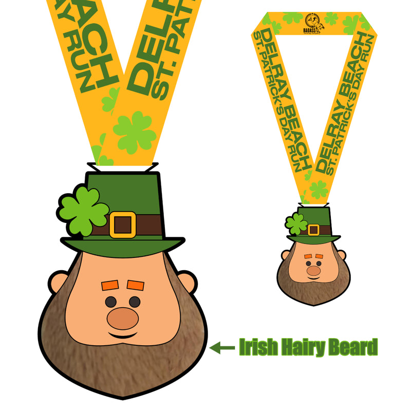 Delray Beach 2021 St. Patrick's Day Run