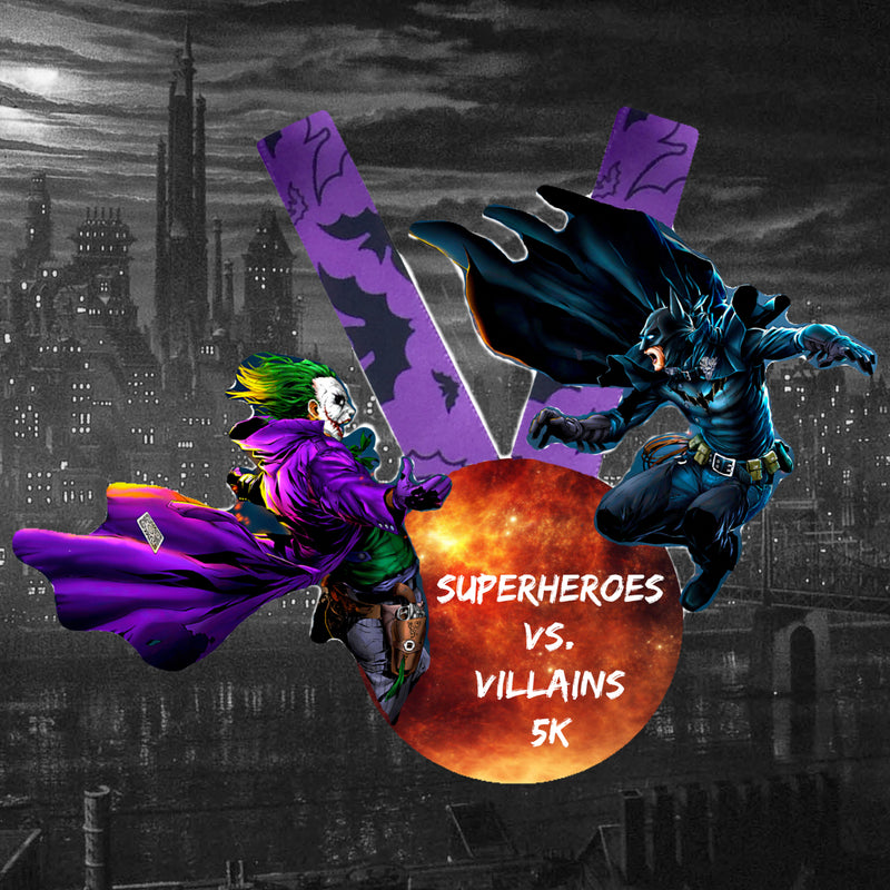 Superheroes Vs. Villains 5K