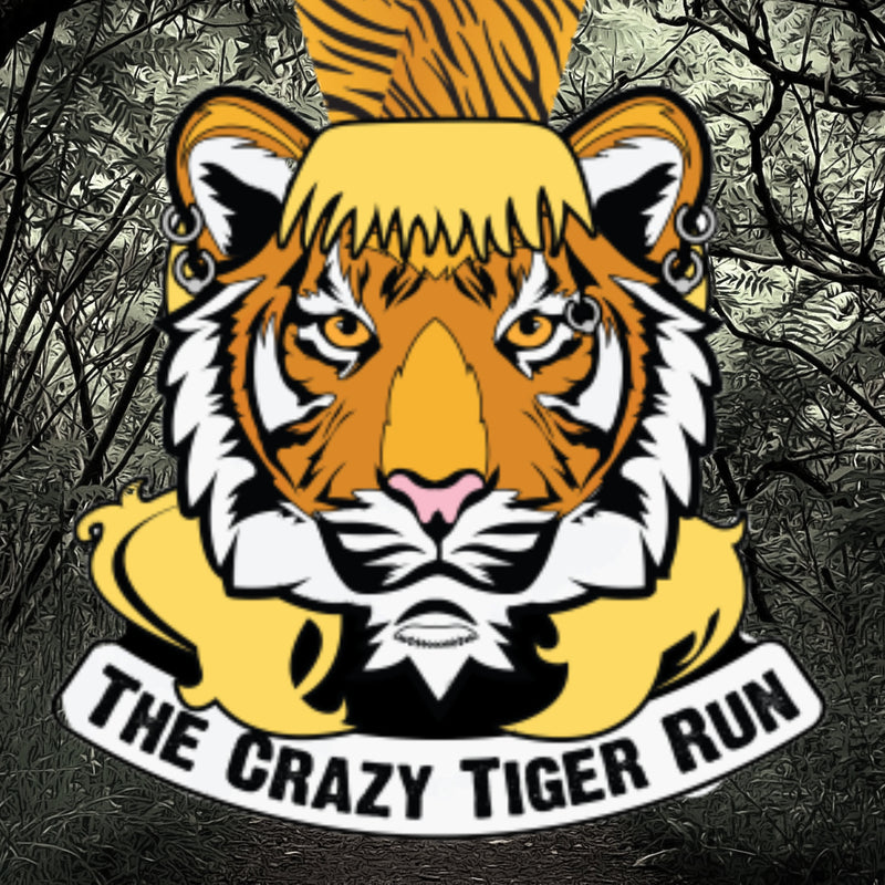 The Crazy Tiger Run (Virtual Charity Race)